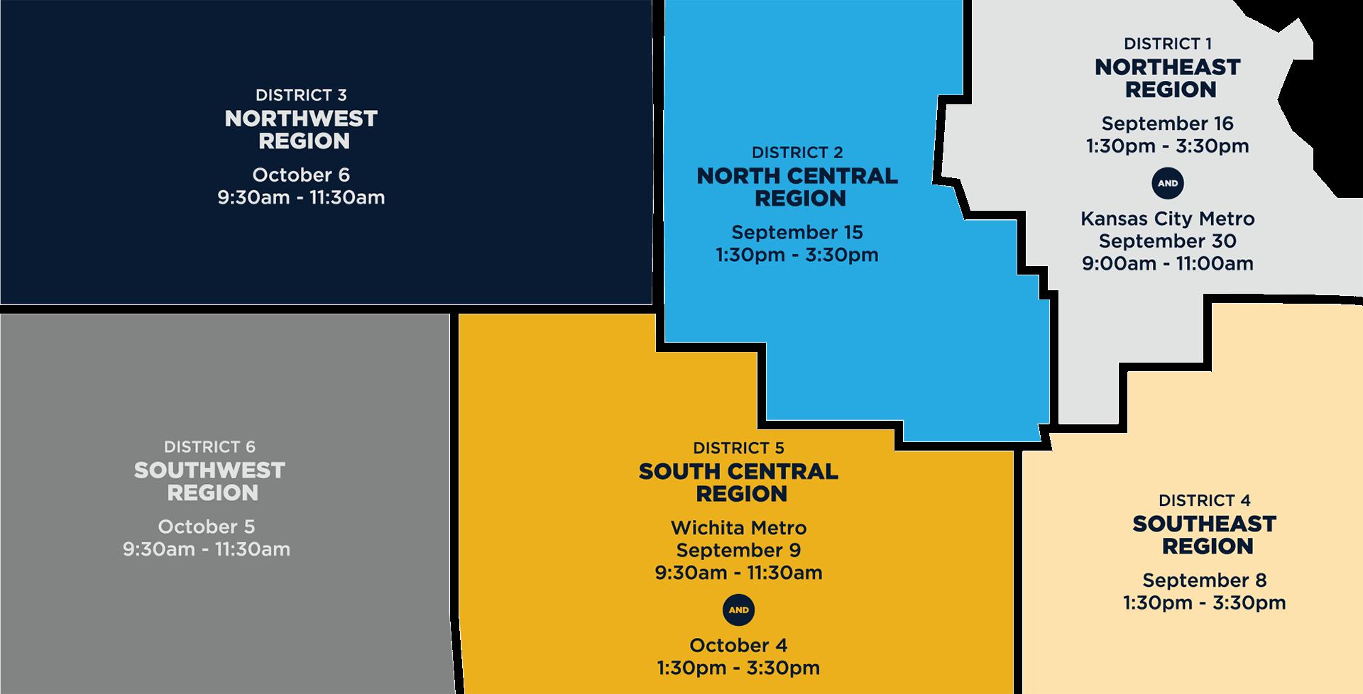 Local Consult Dates